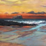 Bathed in Gold – Bass Rock