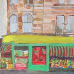 Greengrocer, Pollokshields