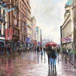 Saturday Shoppers, Buchanan Street