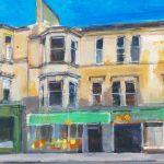 Shops, Albert Drive