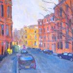 Street Scene,West End