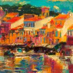 Summer Port-Cassis