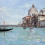 The Grand Canal, Summer