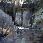 Waterfall – Druim An Aird – Laggan